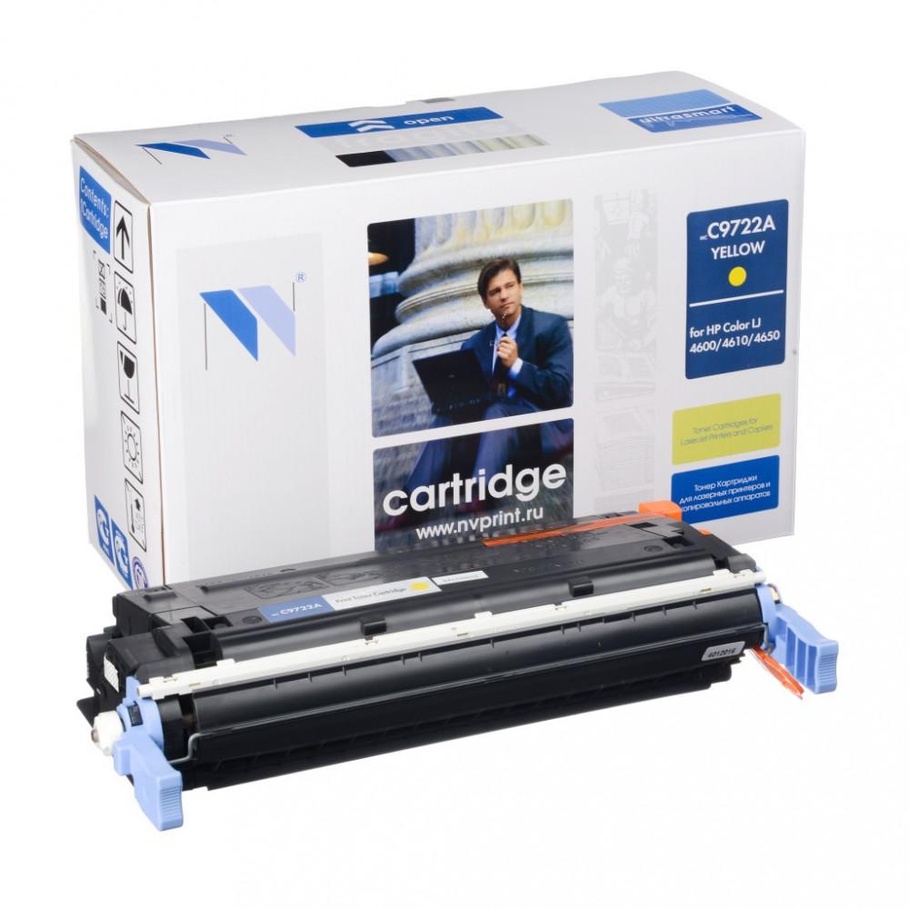 NV Print C9722A YELLOW